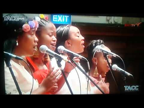 TACC NATIONAL GOSPEL CHOIR FT MNCEDISI - I need your touch