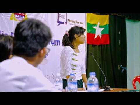 Myanmar : Transition to Democracy