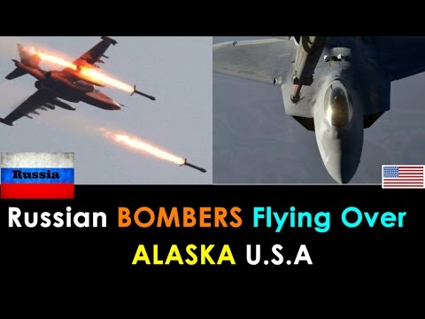 WW3 - Russian BOMBERS have Started Flying over USA (Alaska)