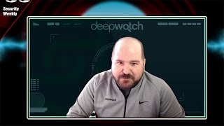 Why deepwatch Chose Splunk to Secure Customer Networks - Patrick Orzechowski - BSW #202