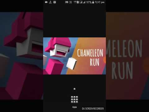HOW TO DOWNLOAD ENTERTAINMENT GAME CHAMELEON RUN IN ANDROID