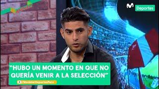 Al Ángulo: Carlos Zambrano y su regreso a la Selección Peruana de Gareca | ENTREVISTA