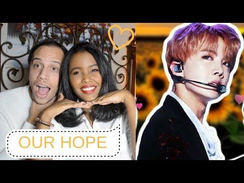 INTRODUCTION TO BTS: J-HOPE VERSION REACTION (BTS REACTION)