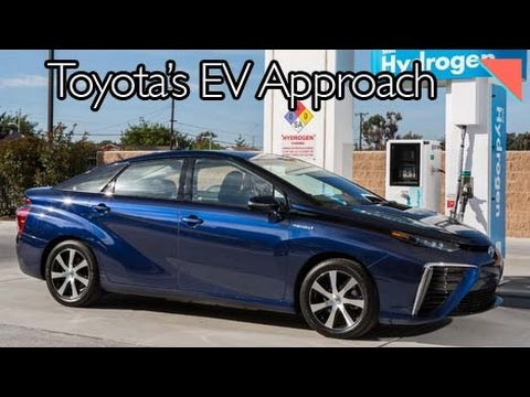 Toyota's EV Strategy, Study Says Car Sharing Could Increase Sales - Autoline Daily 1830