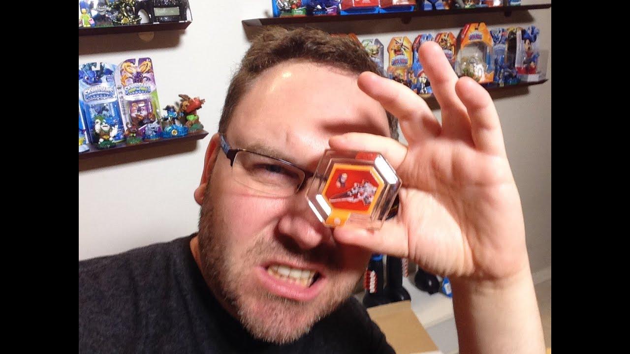 Disney Infinity 1.0 Jack Skellington Jack/'s Scary Decorations Toy Box Power Disc