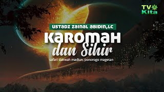 Download Video Kajian Islam Ilmiah Karomah Dan Perdukunan, Ustadz Zainal Abidin, Lc MP3 3GP MP4