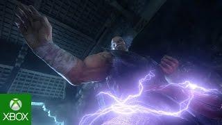 TEKKEN 7 E3 2016 TRAILER