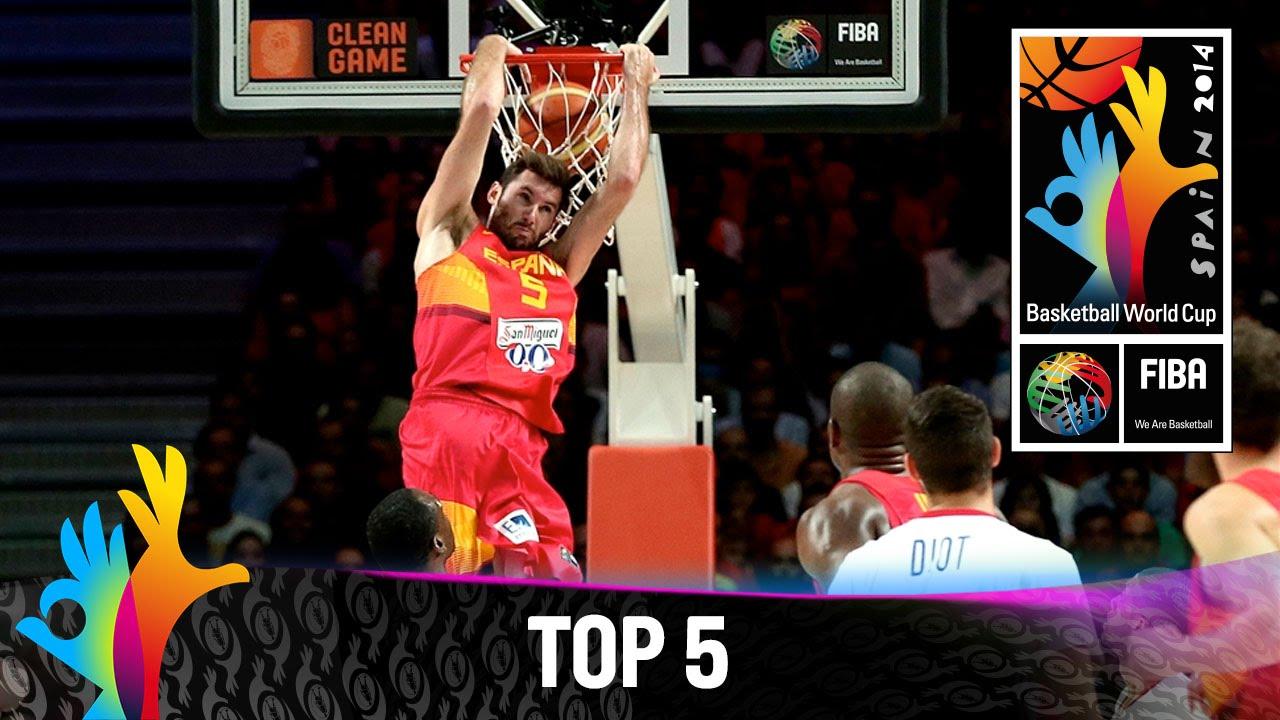 Top 5 Plays - 10 September