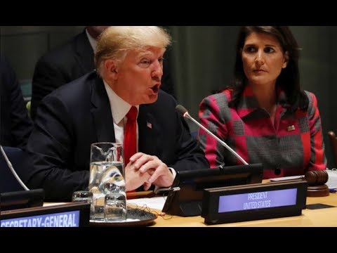 President Donald Trump URGENT Speech at the United Nations General Assembly