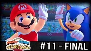 #11 UN MAL FINAL? | Mario y Sonic en las Olimpiadas Tokyo 2020 | Modo Historia