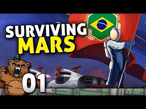 Colônia Espacial Brasileira!