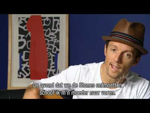Jason Mraz - Interview for RTL Boulevard