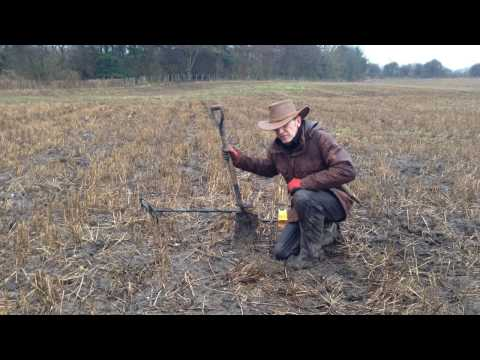 BigfootDigger Scotland 06 Found a leg & Scottish soldier