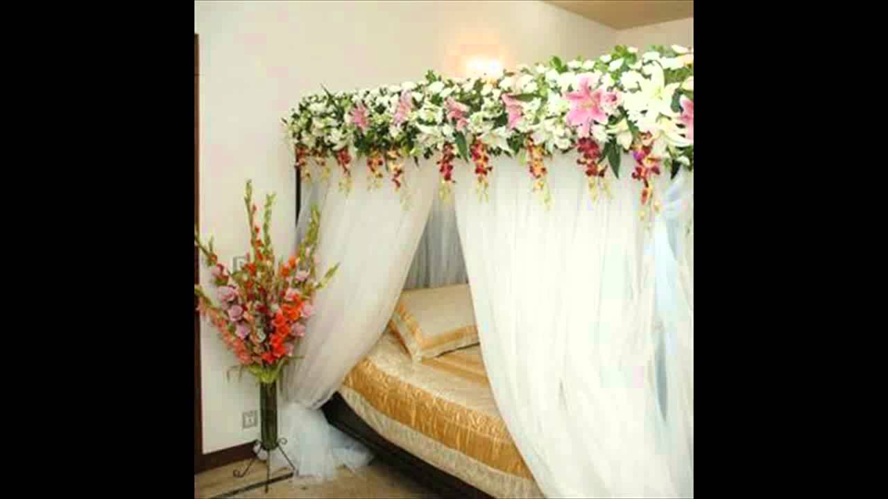 Bridal room decoration latest ideas youtube junglespirit Image collections