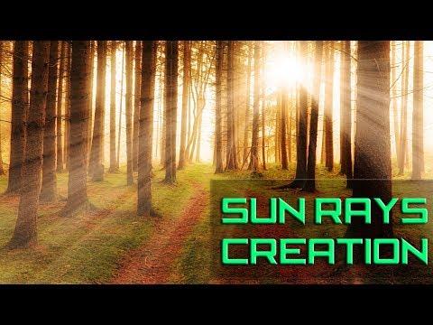 How to Create Sun Rays in Photoshop | Photoshop Tutorials | Photoshop Manipulation thumbnail