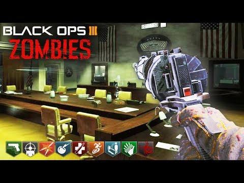 Carte Five Black Ops.Five Remastered In Black Ops 3 Zombies Starting Room Challenge Bo3 Custom Zombies