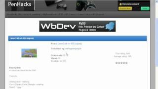 Jak wgrać minecrafta na PSP