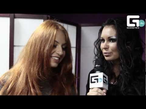 Группа Чили интервью в клубе Laque Geometria.TV.mpg