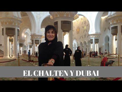 TYH 1477 HD EL CHALTEN Y DUBAI