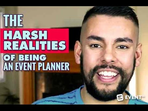 The Harsh Realities of Being An Event Planner