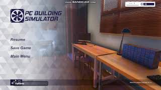 Pc Building Simulator Ilk Bakış