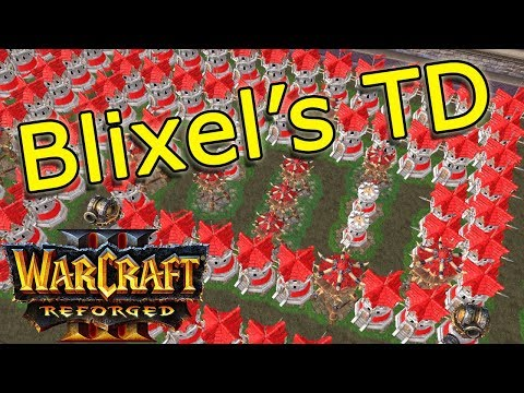 Warcraft Reforged Blixels Tower Defense