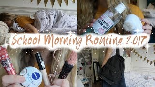 One of Simply Emmie's most viewed videos: SCHOOL MORNING ROUTINE 2017! //SimplyEmmie