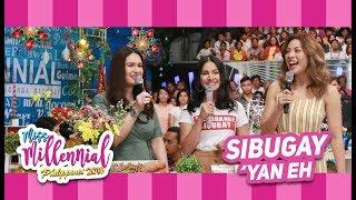 Miss Millennial Zamboanga Sibugay 2018   October 8, 2018