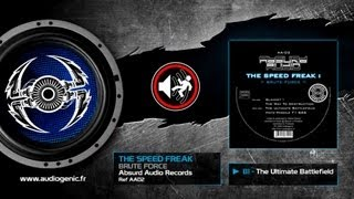THE SPEED FREAK - B1 - THE ULTIMATE BATTLEFIELD - BRUTE FORCE - AA02