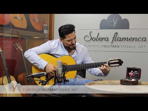 VIDEO TEST: Francisco Barba 2018 flamenco guitar for sale