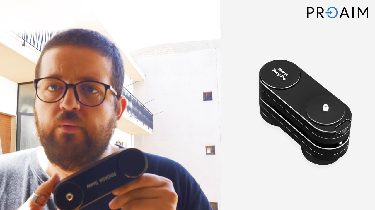 Proaim Sway- A Slider without being a Slider|Pocket Video Camera ...