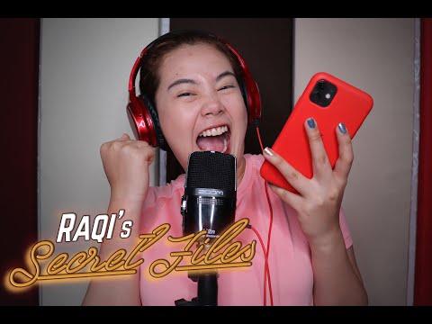 Nag mukbang ng tahong! - DJ Raqi's SPG Secret File (May 7, 2021)