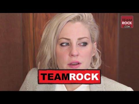 Brody Dalle - 'Diploid Love' - Album Interview | TeamRock