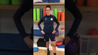 Jill Scott (Man City FC) - Testimonial