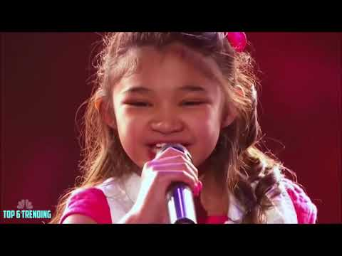 Angelica Hale America's Got Talent 2017 Future Superstar    All Performances