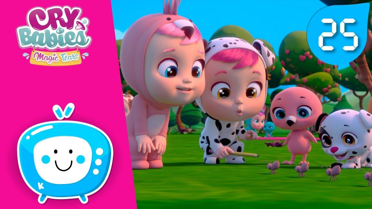 Цели епизоди 🦩 CRY BABIES 💦 MAGIC TEARS 💕 Колекция 🌈 Анимационни филми за малки