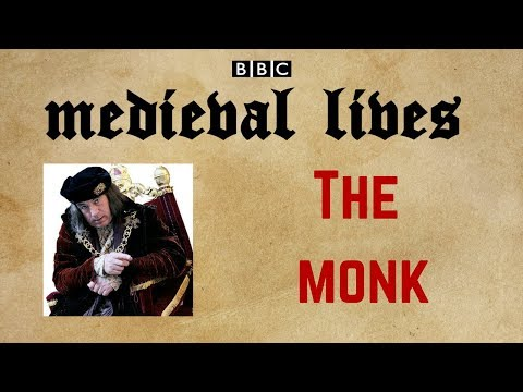 BBC Terry Jones' Medieval Lives Documentary: Episode 2 - The Monk