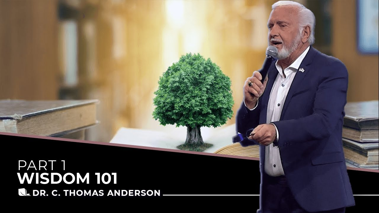 Download Wisdom 101 Part 1 with Dr. Tom Anderson
