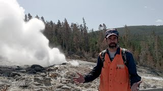 Yellowstone Volcano Observatory Monthly Update: June 1, 2020
