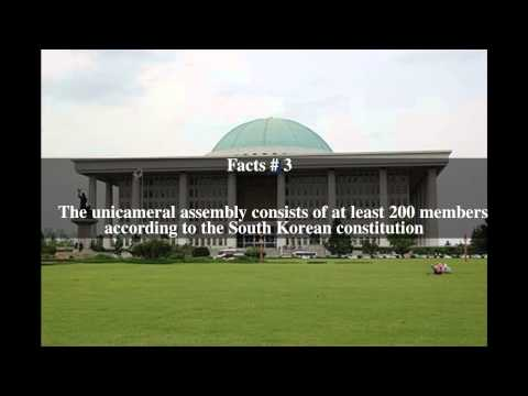 National Assembly (South Korea) Top # 7 Facts