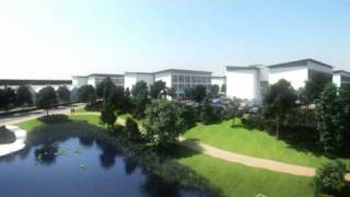 Haverhill Research Park - Fly Through