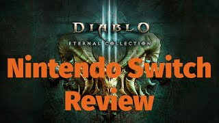Diablo III: Eternal Collection Switch Review - Potent Portable Package (Video Game Video Review)