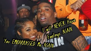 Reginae D0NE With Lucci BS For G00D.. You EMBARRA$$ED Me AGAIN.. I'll Never Have Feelings AGAIN