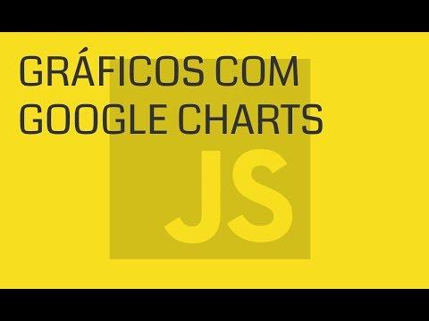Front-End JavaScript - Criando gráficos com Google Charts