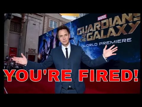 James Gunn Is Fired From Guardians Of The Galaxy Over Twitter Scandal