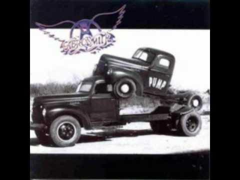 Aerosmith - Janies Got A Gun (with lyrics)