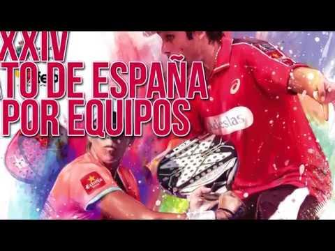 Finales del XXXIV Campeonato de España de Pádel por Equipos