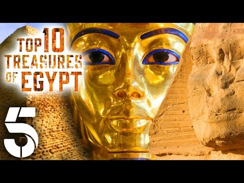 Top 10 Treasures