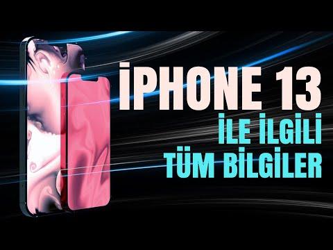 iPHONE 13 NELER SUNACAK: İŞTE ÖZELLİKLER VE TASARIM DETAYLARI