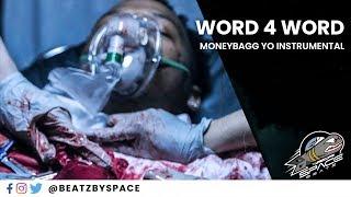 MoneyBagg Yo - Word 4 Word - Beat Instrumental Remake | 43VA HEARTLESS Type Beat